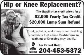 Hip or Knee Replacement?