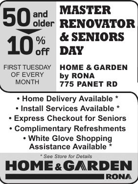 Seniors Day has been expanded