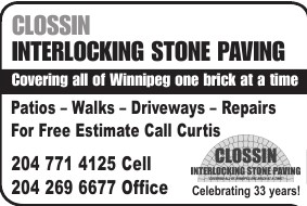 Clossin Interlocking Stobe Pavers