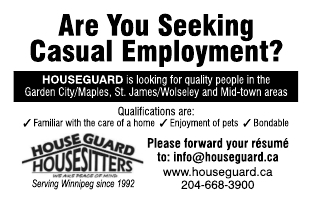 House Guard is hiring