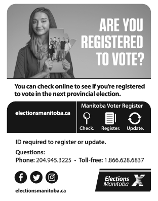 Are you registered to vote ?
