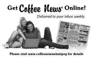 Get your Coffee News sent to you!