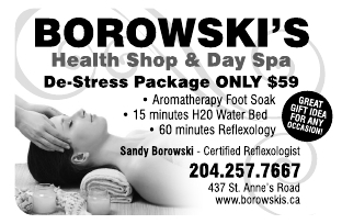 Borowski Health Shop and Day Spa