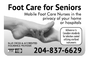 Footcare for Seniors