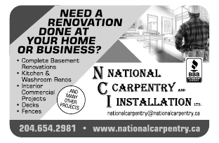 National Carpentry and Instalation