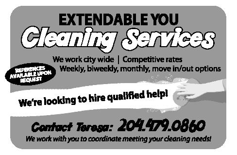 Extendable You Cleaning Service