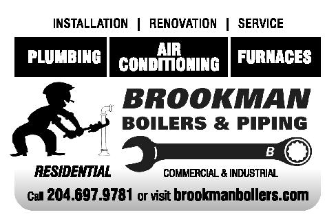 Brookman Boilers and Piping